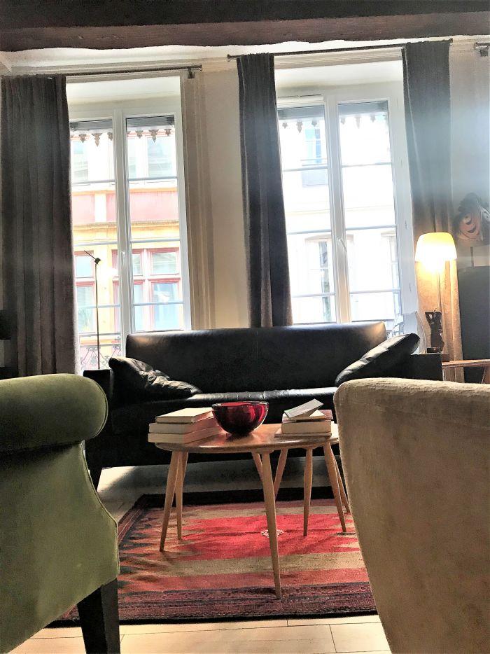 Appartement rue Mercière